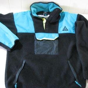 ✨💎✨Vintage Nike ACG Devils Tower Fleece Pullover